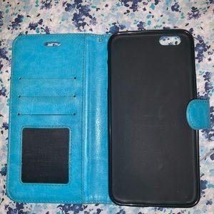 Accessories - iPhone 6/7/8 Plus card holder case!